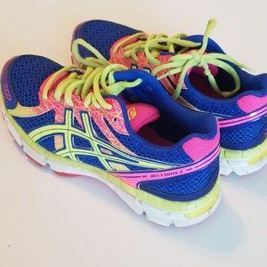 Asics AHAR + gel shoes